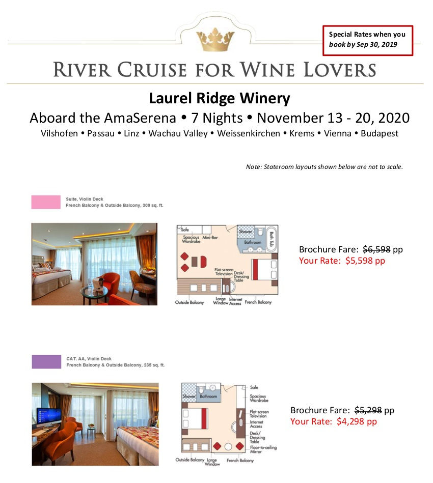Stateroom Selection Guide Laurel Ridge 2020_r3 1