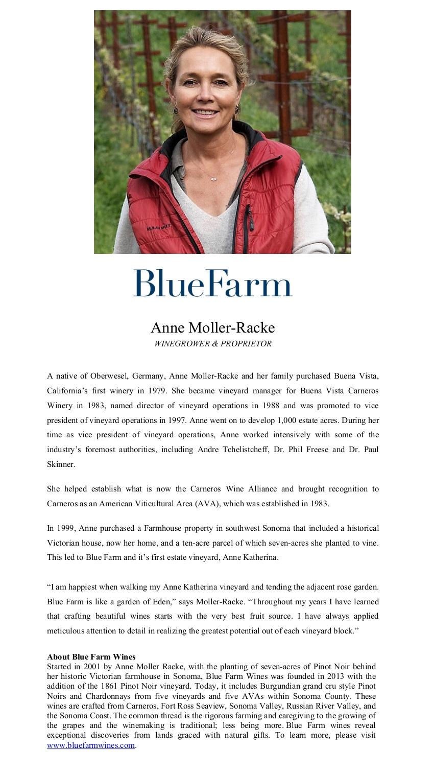 Blue Farm_Anne Moller-Racke_BIO