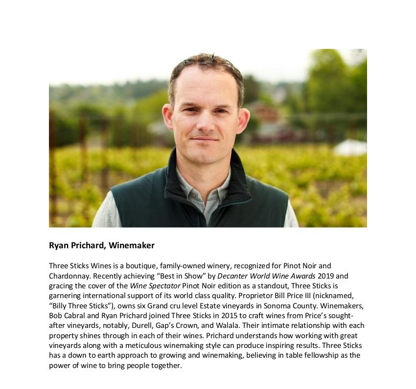 Ryan Prichard Bio