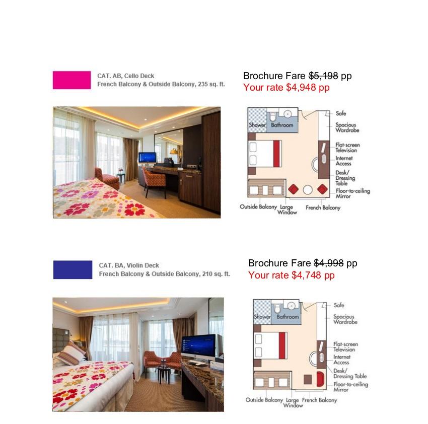 Stateroom Guide - AWS 2021 Rhine 2