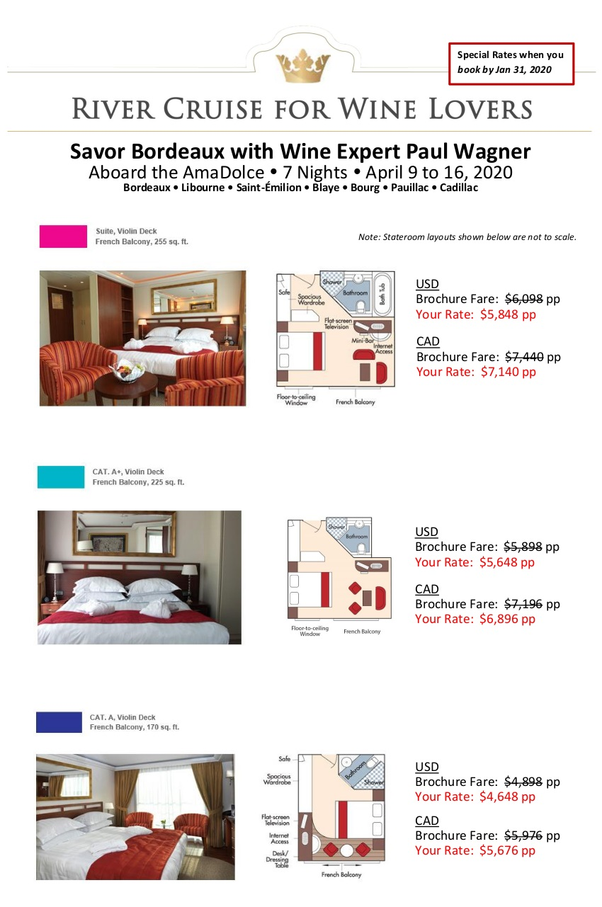 Stateroom Guide - Savor Bordeaux 2020_r3 1
