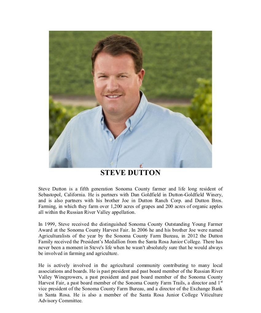 Steve biography