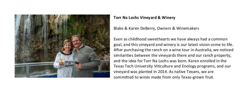 Torr Na Lochs Bio 1