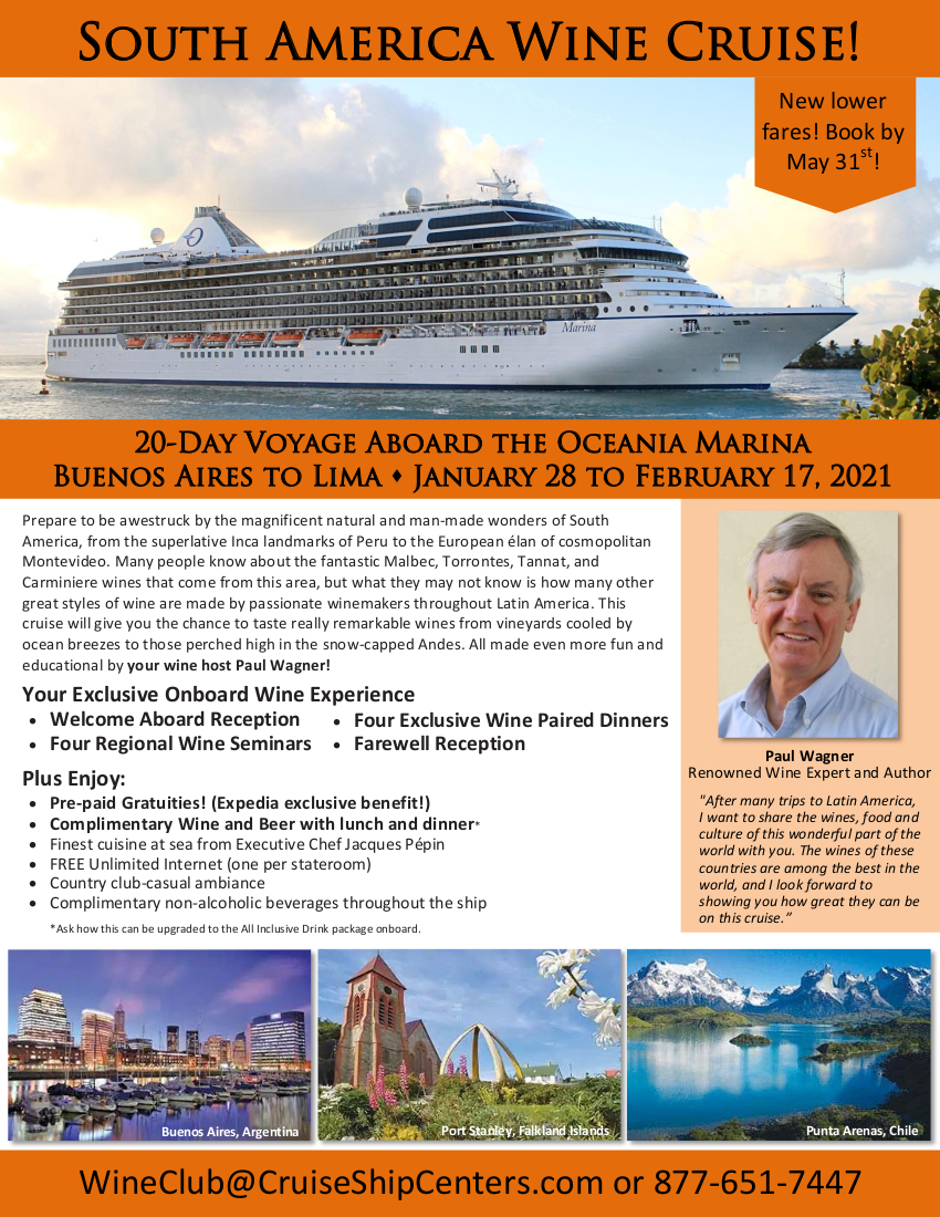 South America 2021 Cruise Flyer_v3c with New Rates 1