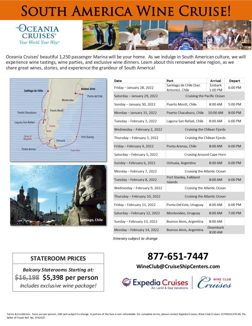 South America 2022 Cruise Flyer_r1 2