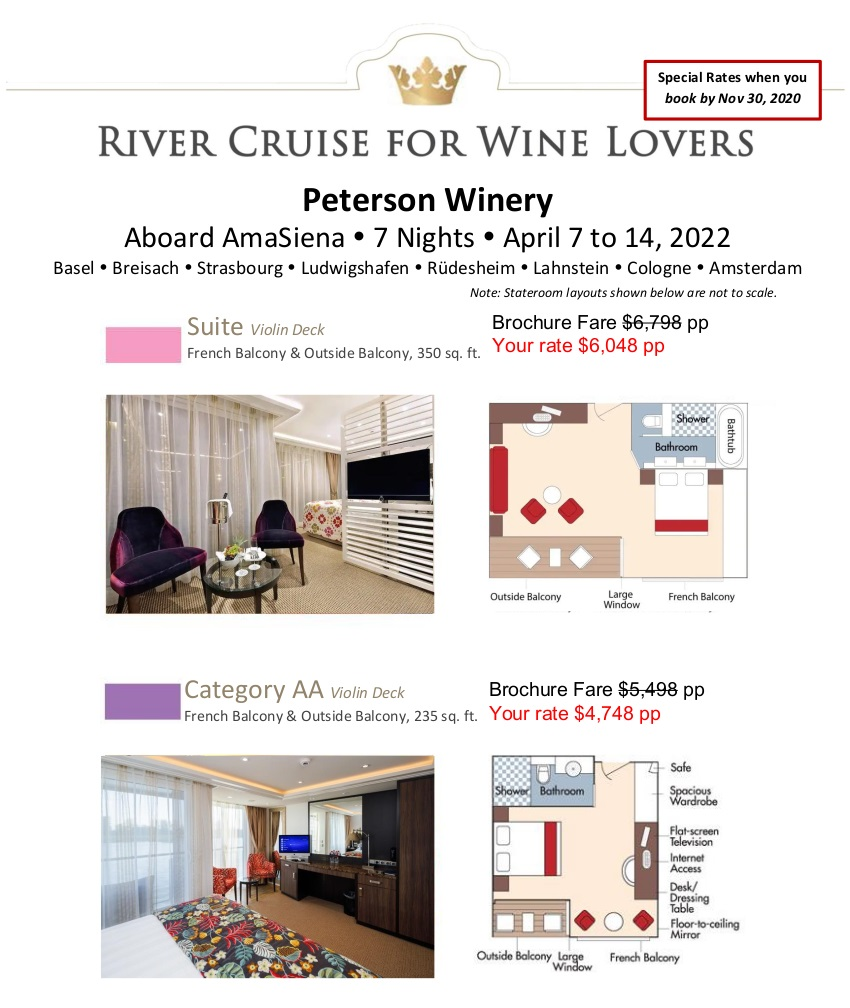 Stateroom Guide - Peterson 2022 Rhine_r11