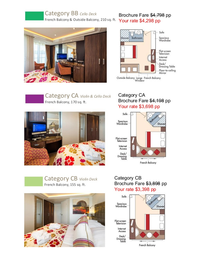 Stateroom Guide - Ron Noble 2022 Rhine_r1 3