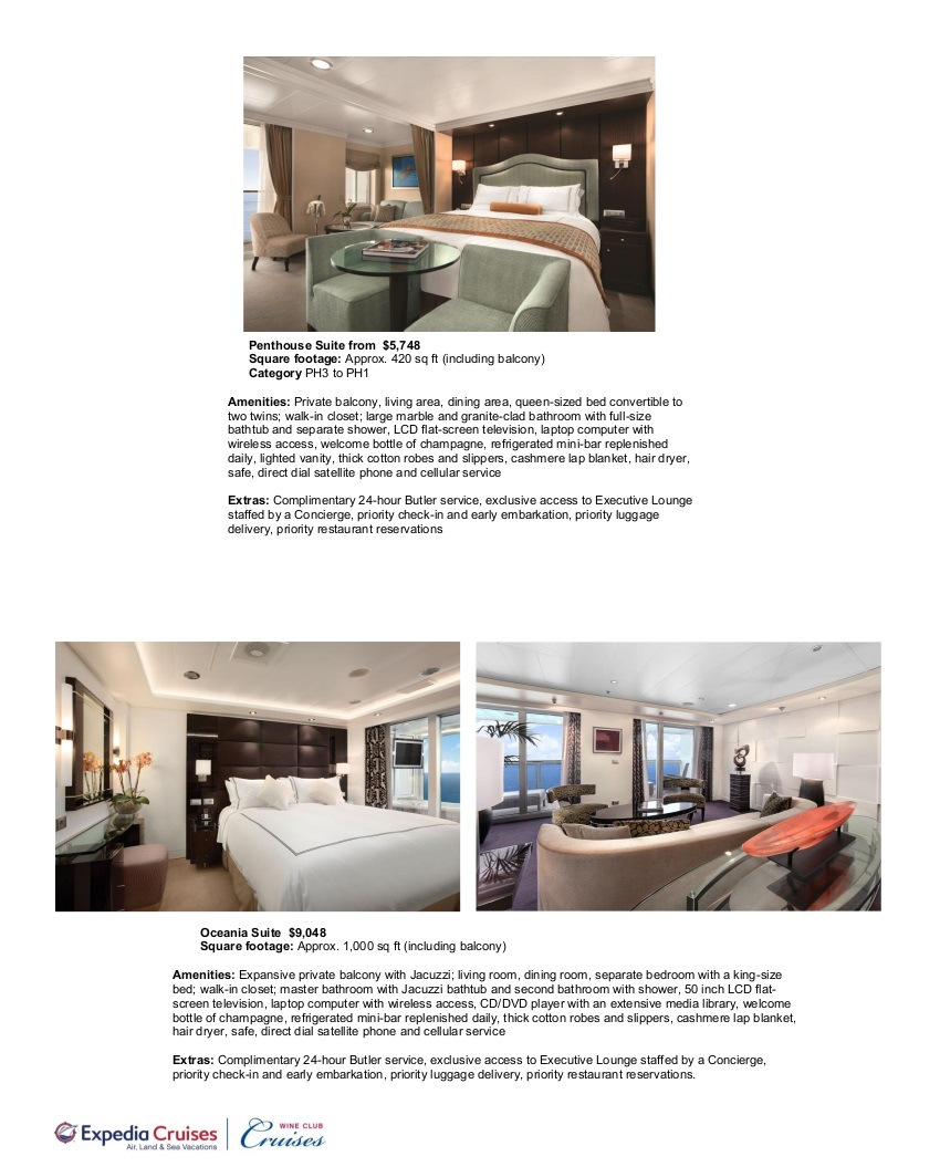 Stateroom Guide - 2021 Oceania Greece and Turkey_r1 2