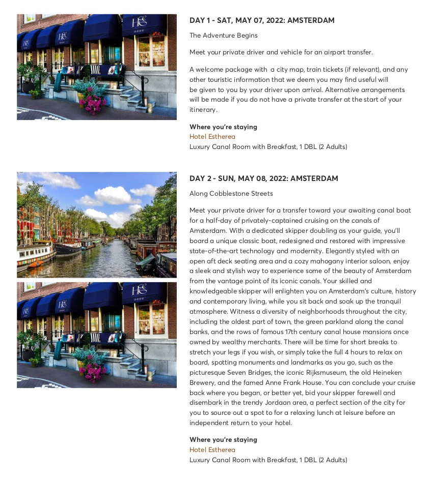 Amsterdam Highlights with Keukenhof & Floriade Expo 4