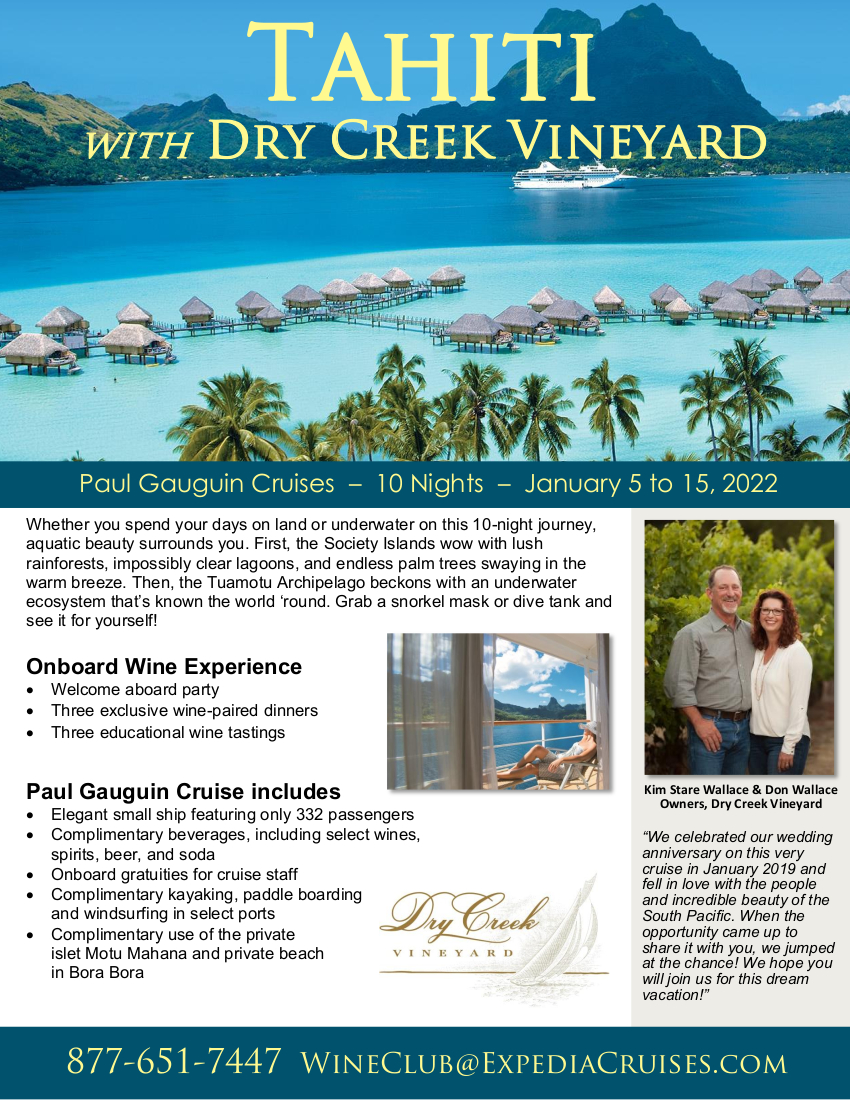 DCV 2022 Tahiti Wine Cruise Flyer 1