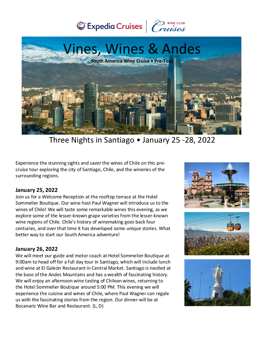 Vines, Wines and Andes Pre Cruise Tour_rev 1