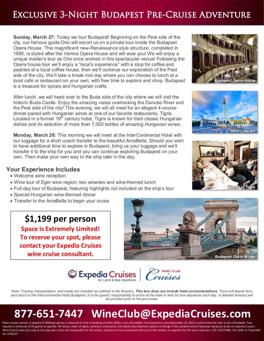 Budapest Pre-Cruise - Amphora 2022_2-pager_r1 2