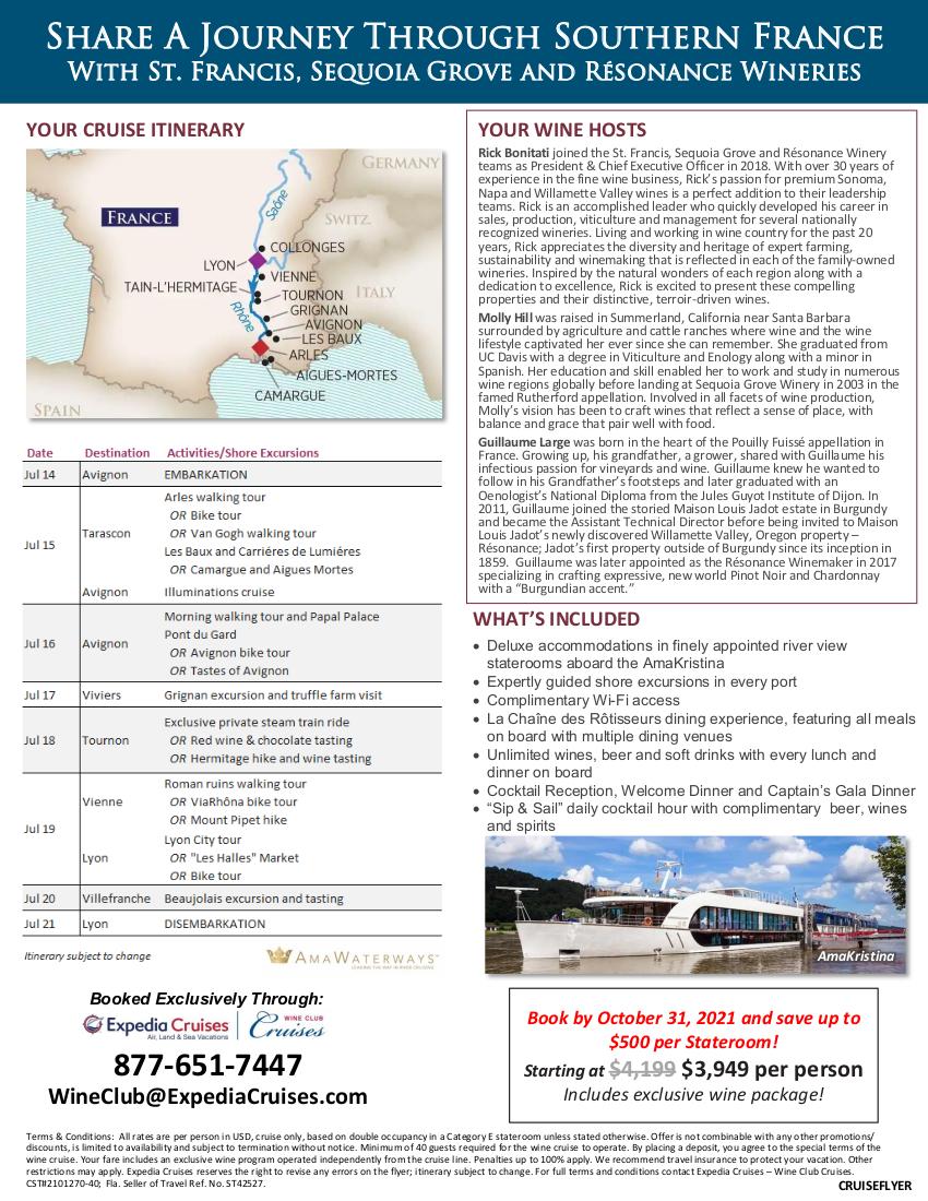Flyer - St Francis Wineries 2022 Rhone_FINAL_r2 2